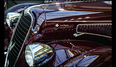 Alfa Romeo 6C 2300B Berlinette (1937) (Laurent DUCHENE) Tags: alfa romeo 6c grandpalais 2016 bonhams berlinette 2300b