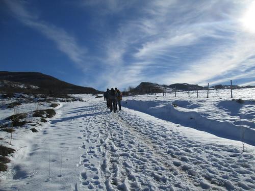 Fotografía Berta A. Senderismo Sermar por la ruta por el valle de Muda Palencia (12)
