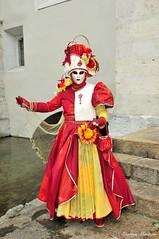 Carnaval vénitien Annecy 2016 (joménager) Tags: annecy costume nikon passion carnaval f28 afs masque hautesavoie 1755 rhônealpes d300s vénitien