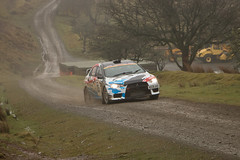Red Kite Stages 2016 (a.chatfield14) Tags: england cars mud stage rally evolution dirt mitsubishi gravel evo motorsport martyn autosport redkitestages