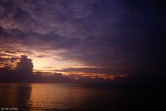 Sunrise over Makassar Strait (oeyvind) Tags: indonesia idn balikpapan kalimantantimur xpro2 xf18mmf2
