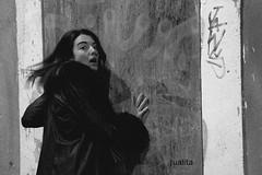 polar 1050 (Jolle Sanchez) Tags: femme polar nuit peur fuite panique voyou mafieux