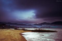 -HongKong Ha Pak Nai (AllenPan02) Tags: sea cloud beach hongkong scenery outdoor suburb