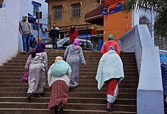 Chefchaouen, Morocco - The Blue City (Therese Beck) Tags: morocco chefchaouen thebluecity chefchaouenmorocco thebluecitychefchaouen thebluecitymorocco