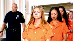 h50503_01751 (UJB88) Tags: county orange women uniform prison jail facility jumpsuit correctional restrained