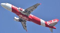 9M-AHV | AirAsia | Airbus A320-216 | E