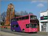 Uno271,  St.James Road (Jason 87030) Tags: camera pink ladies cat campus march volvo northampton university view purple pussy northamptonshire uno roadside alpha colar 19 northants doubledecker vets uon jimmysend 2016 271 stjamesroad sk52mkv sony16000