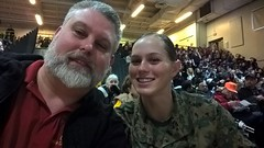 Emily Graduation Boot Camp (sobca) Tags: usmc marinecorps parrisisland mcrd