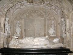 2009 08 07 Francia - Rodano-Alpi - Bourg en Bresse - Eglise de Brou - Tomba di Margherita di Borbone_2548 (Kapo Konga) Tags: francia monastero tombe mausoleo bourgenbresse rhonealpes internochiesa