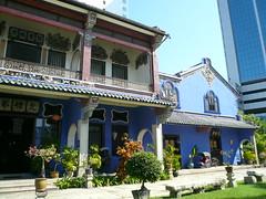 Cheong Fatt Tze Mansion()2008 (gang_m) Tags: malaysia penang  movielocation  pulaupinang thebluemansion   malaysia2008 roadtodawn  100