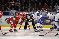 Leksand - Mora 2016-03-10 (Michael Erhardsson) Tags: if match dalarna derby ik mik mora lif 2016 leksand moraik leksands leksandsif tekning nedslpp tegeraarena ishockeymatch kvalmatch daladerby 20160310 slutspelsserien