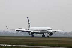 SX-RFA (JFH-Photo) Tags: amsterdam plane airplane aviation greece boeing airways airlines flugzeug schiphol 757 airfield vliegtuig vliegveld sxrfa gainjet