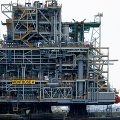 Montrose A (Jolanda N.) Tags: industry harbour oilplatform botlek exceptionelle montrosea