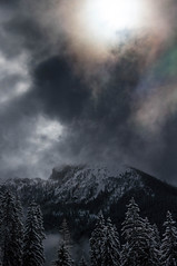 Treacherous ascension (immermeer.eu) Tags: landscape snowflakes snowy snowfall lightfall