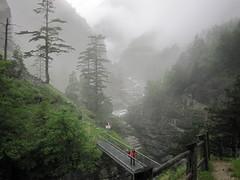 Simplon - Tour / Gondo-Schlucht (thobern1) Tags: schweiz switzerland tour suisse hiking pass wallis valais schlucht wanderung simplon gondo