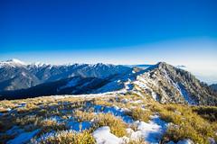 -17 (billlushana1) Tags: sunset mountain snow rock canon landscape outdoor sony taiwan  peaks  taroko hualien  tarokonationalpark  superwide hehuanshan ef1740mmf4lusm  mountain 14 100peaksoftaiwan taiwantop100peaks sonya7r