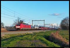 DBC 189 086+autotrein 48576 te Hengelo (Allard Bezoen) Tags: auto volkswagen br siemens loco db cargo locomotive loc autos bahn trein deutsche 189 zeebrugge lok hengelo dbc locomotief 086 elok eloc baureihe westermaat elektrolok autotrein 48576 eurosprinter es64f4 lokomotieve