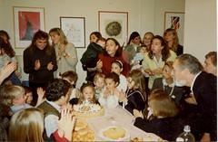 Compleannod di Flavia - 31 ottobre 1990 (cepatri55) Tags: sandra carla daniela flavia compleanno luigi 1990 ciolli