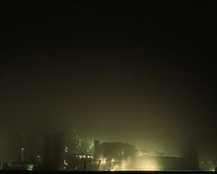 徹夜未眠的巨獸 (moonowl7397) Tags: mist 120 film night analog factory pentax 6x7 rvp50 201603