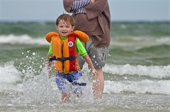 Conor - Baywatch or Cape Cod (kolander) Tags: water mom capecod september conor baywatch 2015