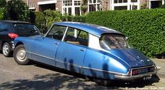 Citron D Super 5 1971 (XBXG) Tags: auto old france holland classic haarlem netherlands car vintage french 1971 automobile d 5 ds nederland super citron voiture frankrijk paysbas ancienne tiburn snoek citronds desse franaise strijkijzer dr3012