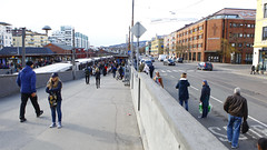 Oslo (Rune Lind) Tags: oslo norway metro majorstua majorstuen stasjon tbane tbanen