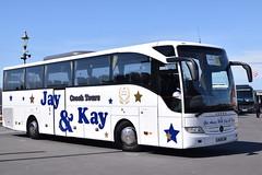 JK59JNK  Jay & Kay, Crayford (highlandreiver) Tags: bus mercedes benz kent coach jay rally kay lancashire and blackpool coaches crayford tourismo jnk jk59 jk59jnk