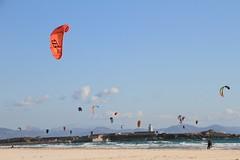 Tarifa y el viento (salvador cuenca navas) Tags: mar surf viento skate deporte vela aire libre tarifa