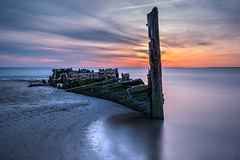 stranded3 PL 974-6- (P.E.T. shots) Tags: longexposure wooden shipwreck