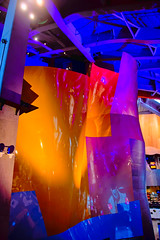 EMP Museum Multi-colored Wall (disneymike) Tags: seattle colors wall washington nikon colorful experiencemusicproject nikkor multicolored emp d4 experiencemusicprojectmuseum empmuseum 2470mmf28g