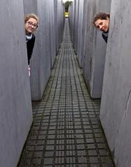 (johnnyhuge) Tags: berlin germany holocaust shoa memorial tai penn