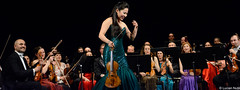 Sarah Chang prezint n Romnia prima ei iubire (Lucian Nu) Tags: sarah del opera violin romania chang romana cluj napoca clujnapoca giuseppe gesu guarneri 1717 nationala