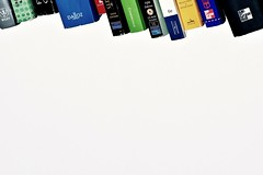 Scattered Information (mostaphaghaziri) Tags: macro nikon books f micro hanging 28 mm 105 minimalism nikkor d7200