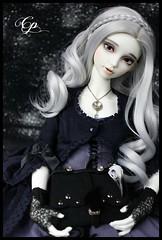 * My Lunnula * (celeste_papillon) Tags: dolls victoria moors bjd frances fairyland mandrake feeple60 lunnula mandrakemoorsdolls