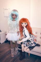 Spam of the day~ (Lola  Atelier Momoni +) Tags: doll bjd momoni aterliermomoni artistoll