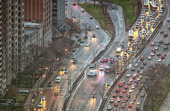 Traffic Jam (jnhPhoto) Tags: chicago nikon traffic lakeshoredrive d800 goldcoast jnhphoto