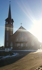 glise St-Martin de Rivire-au-Renard (marcantoinenoel) Tags: church riviere au stmartin eglise gaspesie gaspe renard
