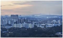 Commonwealth estate (150416) (n._y_c) Tags: nature landscape twilight singapore reserve olympus reservoir hdb commonwealth bukittimah omd oly publichousing omdseries omdem5mk2 mz40150f28pro