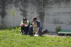 Together (DanielOssino_EducatoreCinofilo) Tags: family dog love dogs grass cane garden sweet famiglia vet first medical erba dolce aid together doctor canino lovely pallet pronto doc pallets bancale insieme prato amore dottore giardino cani firstaid veterinary soccorso veterinario medicalaid prontosoccorso bancali prontosoccorsocanino