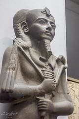 #9 (Tarek Ezzat) Tags: old people sculpture museum canon lens eos egypt cairo egyptian m42 pharaoh dslr tutankhamun   35105mm 600d  revuenon