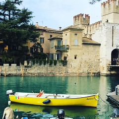 , . Sirmione, Italy.  #amazing #follow4follow #instamood #folowme #followme #travel #travelingram #travelphoto #traveling #travelling #like4like #likeforlike #creativephototeam #italy #sirmione #iphone #iphone5s #iphoneonly #iphonography #bo (CreativePhotoTeam.com) Tags: travel italy sun travelling castle beach square boat amazing cool colorful awesome squareformat clarendon traveling sirmione iphone followme  travelphoto    folowme iphonography likeforlike iphoneography iphoneonly instagramapp uploaded:by=instagram follow4follow instamood iphone5s like4like travelingram creativephototeam