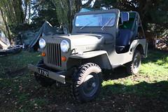 LK 7392 (ambodavenz) Tags: new jeep south canterbury zealand willys cj3b rangitata