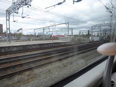 390008 window view. Crewe (18/4/16) (*ECMLexpress*) Tags: west coast trains class virgin crewe emu 390 pendolino wcml 390008
