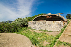 Defensive Bunker WWII (Maryann's*****Fotos) Tags: california outdoor wwii historic bunker defensive goldengatenationalrecreationarea muirbeachoverlook mffotosoldsaybrook