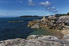 Koh Samui shoreline (wolf4max) Tags: ocean water thailand island asia shoreline kohsamui traveling kohsamuishoreline