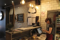 IMG_0742 (megyoungphotos) Tags: people food work lights restaurant waitress