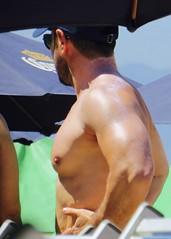 IMG_0699 (danimaniacs) Tags: shirtless man guy pecs beard mexico hunk puertovallarta stud scruff