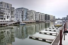 Wohnen im Quartier Westhafen Frankfurt am Main (pictures_of_germany) Tags: de deutschland hessen frankfurt westhafen frankfurtammain frhjahr
