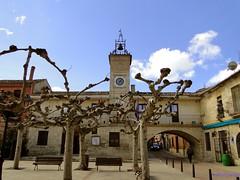 Astudillo (santiagolopezpastor) Tags: plaza espaa square spain plazamayor espagne castilla palencia castillaylen provinciadepalencia