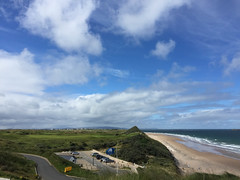 Whiterock Beach (brookscl) Tags: ireland unitedkingdom northernireland portrush ccwday3map